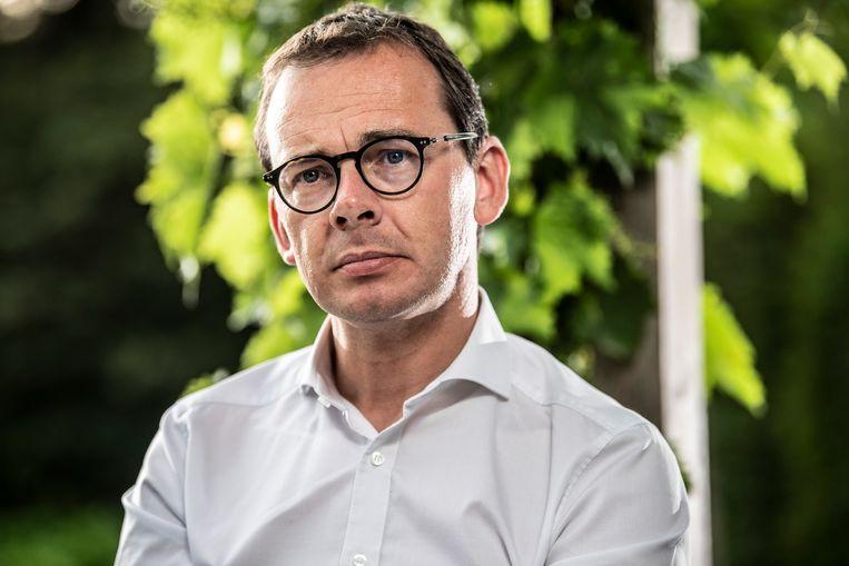 Wouter Beke CD&V  Beeld Marco Mertens