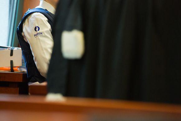 Y. kwam zelf naar de strafrechtbank in Tongeren. Volgens zijn advocaat is de man een perfect geïntegreerde burger met vast werk.