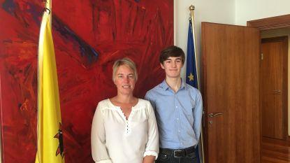 """Martin duikt één dag in politiek met minister Joke Schauvliege: """"Al die dossiers en projecten"""""""
