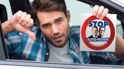 Vlaams Belang start campagne en petitie tegen maandelijkse autovrije zondag in Kortrijk