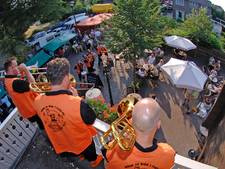 Toontje Ongeregeld winnaar dweilorkestenfestival  Groenlo