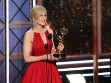 Nicole Kidman slaat twee kinderen over in bedankspeech