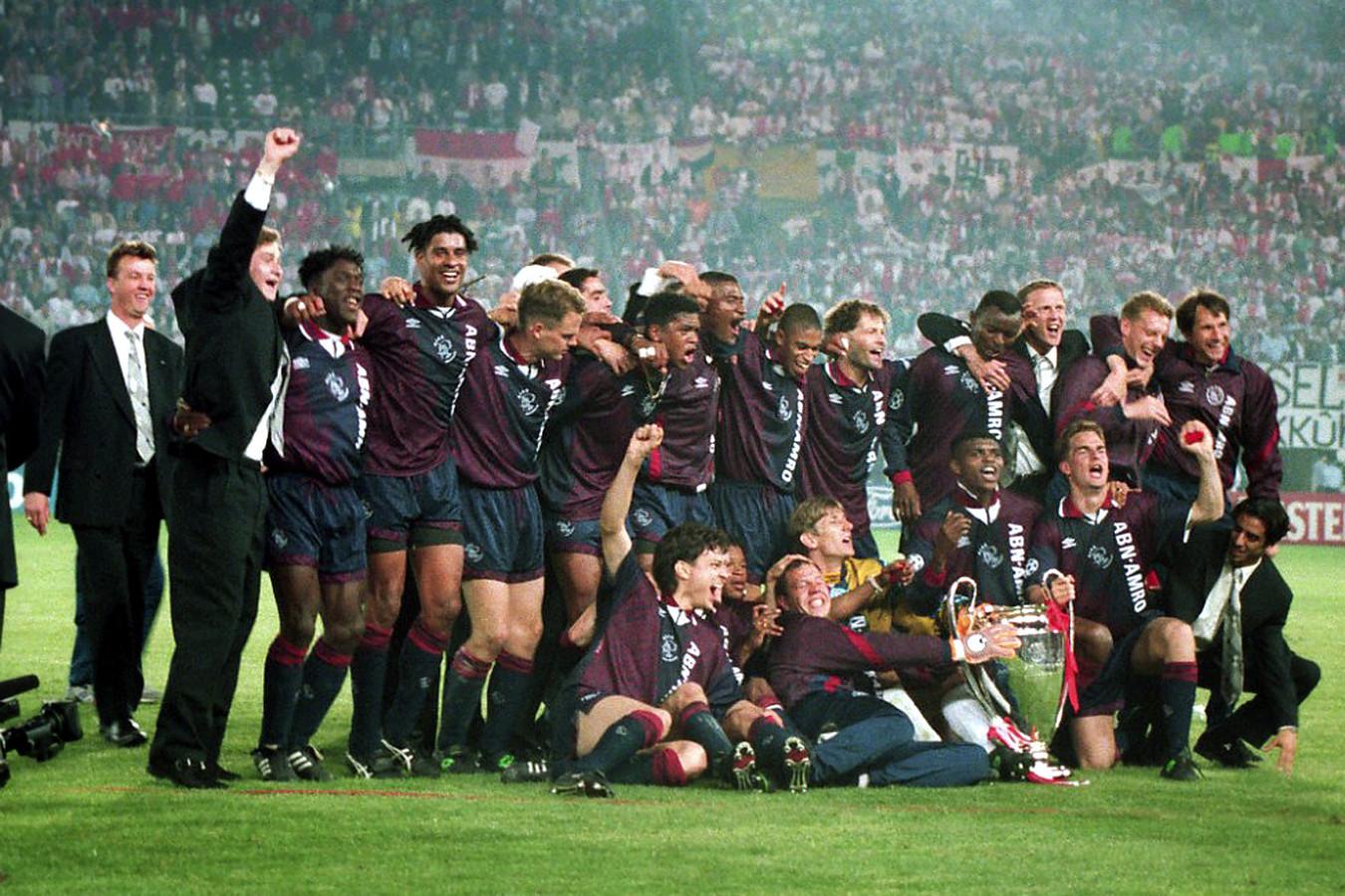 24 mei 1995: Ajax klopt AC Milan en wint de Champions League.