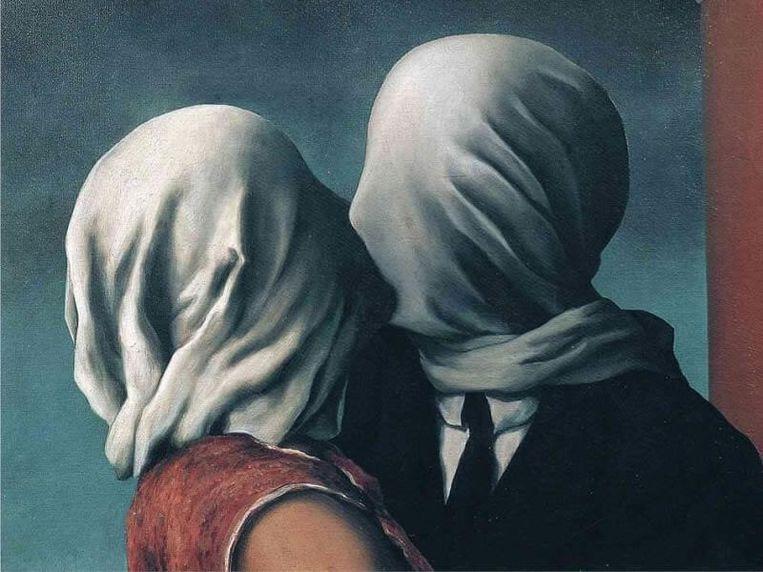 'Les Amants'  Beeld
