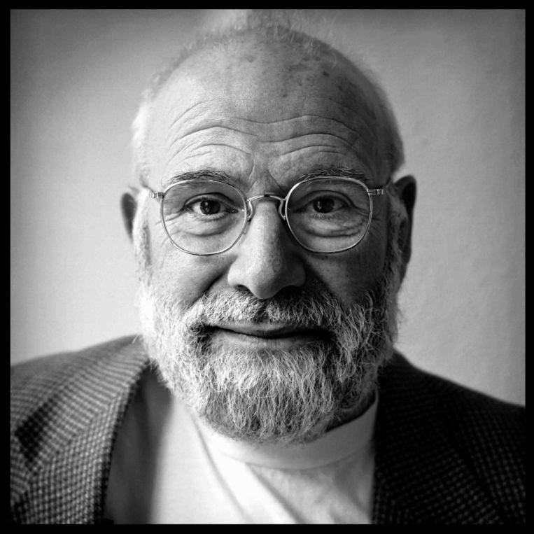 Oliver Sacks Beeld Joost van den Broek / de Volkskrant