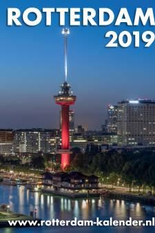 Strijenaar trots op nieuwe Rotterdam Kalender