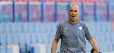 Letsch ziet wisselvallig Vitesse: 'Twee goede en twee slechte gedeeltes'