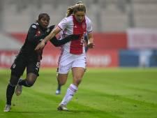 Bayern München schakelt Ajax uit in Women's Champions League