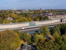 Ruim honderd klachten in Goirle over meer lawaai door geluidswal langs A58 in Tilburg