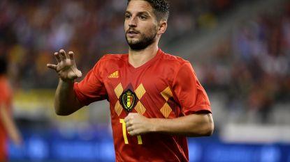 """Mertens opnieuw belangrijk tegen Nederland: """"Bal zat er lekker in, ja"""" - Mignolet: """"Mijn job gedaan"""""""