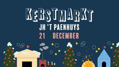 Kerstmarkt in 't Paenhuys