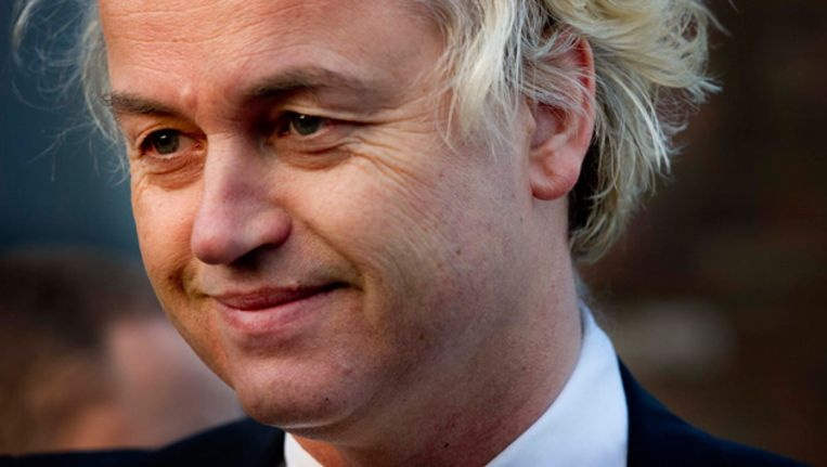 Geert Wilders. FOTO ANP Beeld null