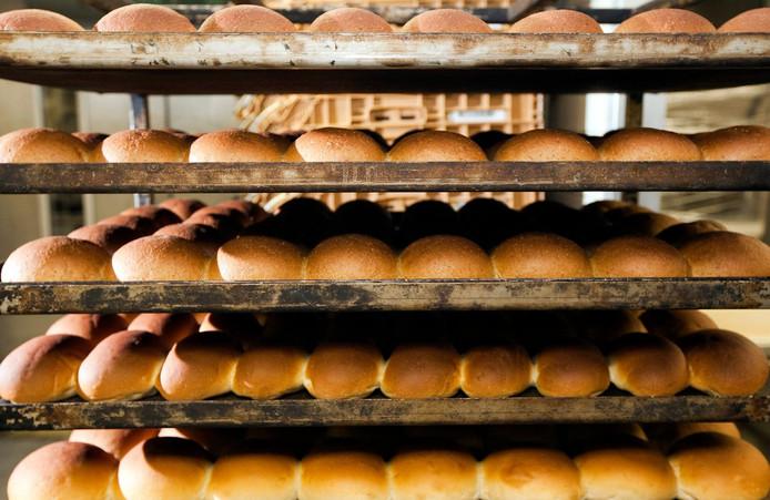 Het brood op de foto is niet afkomstig uit de in het artikel beschreven bakkerij
