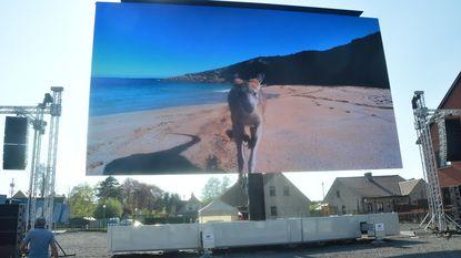 HD Ledshine stelt grootste mobiele scherm ter wereld voor