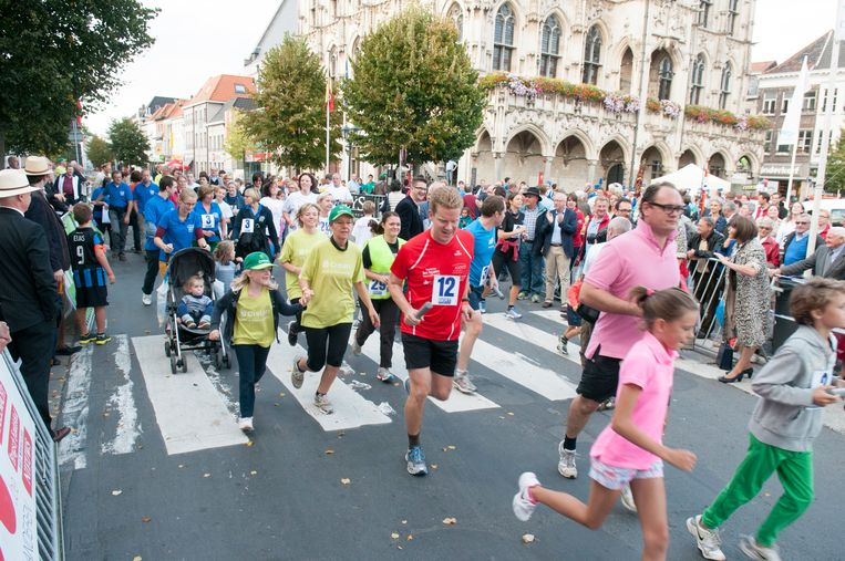 De 24 uren van Oudenaarde brengt elk jaar honderden deelnemers op de been.