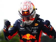 Verstappen: Hamilton liet me gelukkig leven