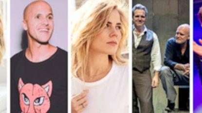 Ook Milow, Kommil Foo, Ilse DeLange en Jan Leyers in 'Liefde Voor Muziek'