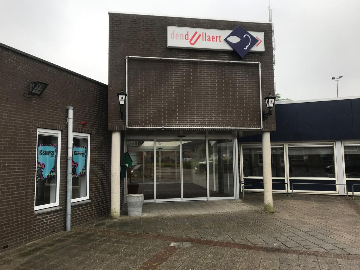 Jongerencentrum Komma is nu in Den Dullaert gevestigd.