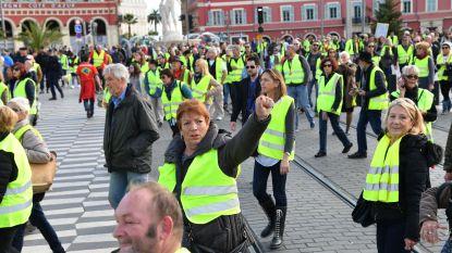 """Ondanks annulering """"toch betoging van gele hesjes in Brussel"""""""