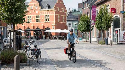 908 fietsers op één dag in de fietsstraat!