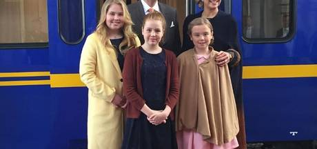 LIVE: Bezoek koninklijke familie aan Tilburg bijna van start
