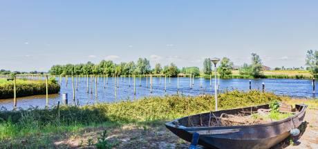 Een zee van houten palen: wie koopt deze vervallen jachthaven?