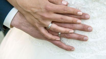 Aantal huwelijken in Vlaanderen stijgt