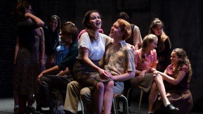 Nijlense Emma (16 jaar) speelt hoofdrol in musical rond Berlijnse Muur