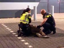 Vier Roemenen aangehouden op het dak van Mediamarkt Eindhoven, hadden tas met gereedschap bij zich