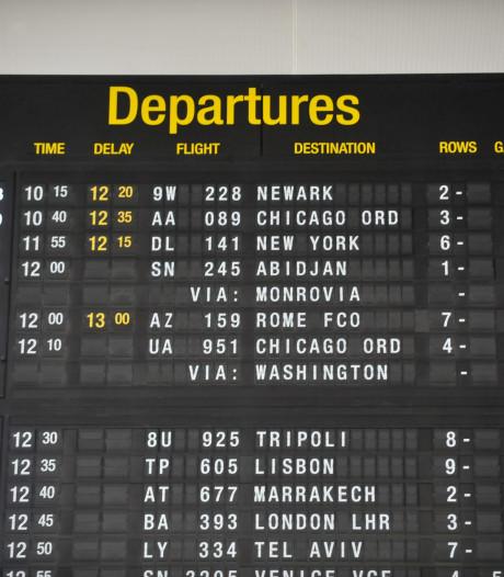 De plus en plus de voyageurs choisissent l'avion pour relier Bruxelles et... Amsterdam