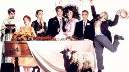 Cast 'Four Weddings And A Funeral' doet reünie voor goede doel