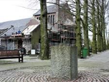 Kunstwerk op kerkhof Kaatsheuvel onherstelbaar vernield