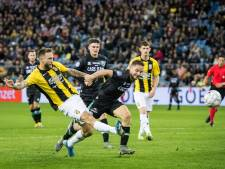 Zes internationals bij Vitesse