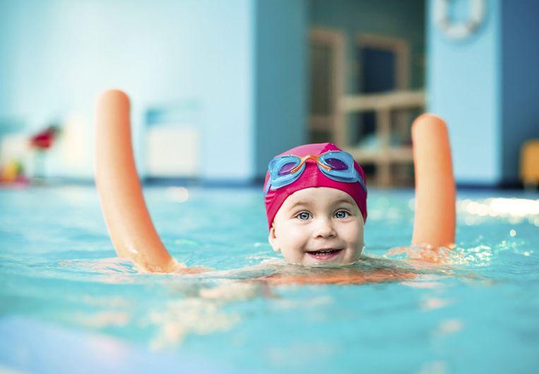 Woensdag mag je weer gaan zwemmen.