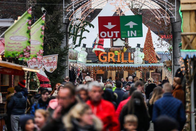 Het eerste weekend van Winterland lokte meteen 45.000 bezoekers.