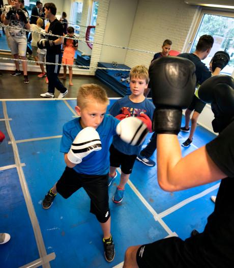 Herstart boksclub in Son en Breugel: Jeugd met boksen samenbrengen