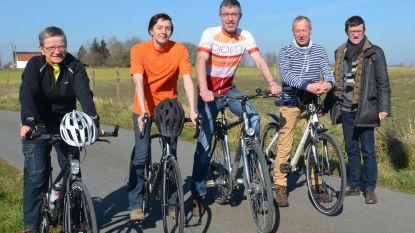 Op fietsexpeditie voor natuurdomein Paddenbroek