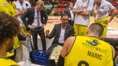Oostende alleen leider in Euromillions Basket League na nederlaag van Bergen in Antwerpen