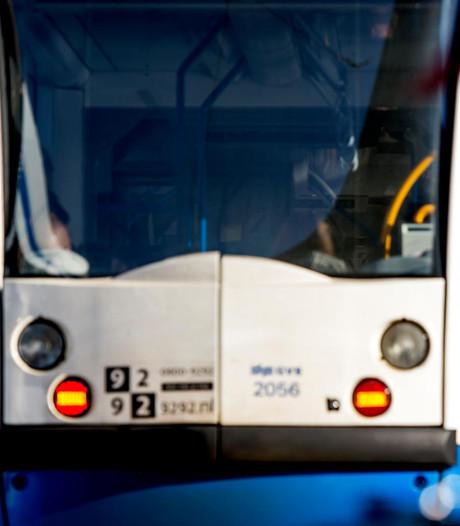 Tram 26 rijdt maandag niet na aanrijding IJburglaan