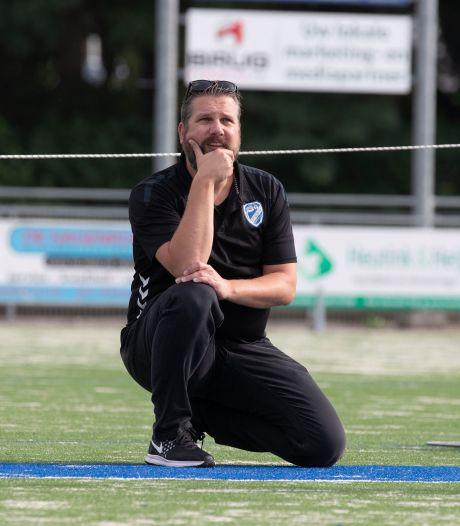 Wit-Blauw en DOS Kampen zetten oud-coaches een hak