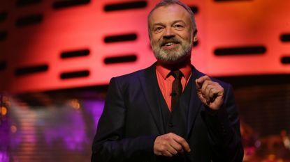 Graham Norton verdient maar liefst 2.150 euro per minuut dat zijn talkshow op tv is