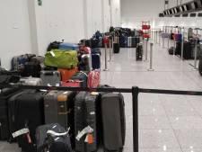Plus d'un millier de vacanciers forcés de partir sans bagages à Zaventem