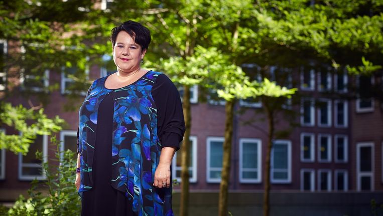 Sharon Dijksma Beeld HH