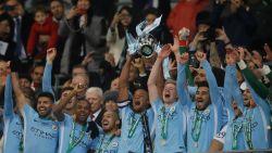 Scorende Kompany loodst City mee naar eerste prijs van het seizoen