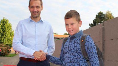 Nieuwe directeur Sint-Laurens verwelkomt duizendste leerling
