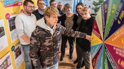 """""""Wa Kosta"""" doet leerlingen uit derde graad middelbaar in Oudenaarde ervaren wat het leven kost"""