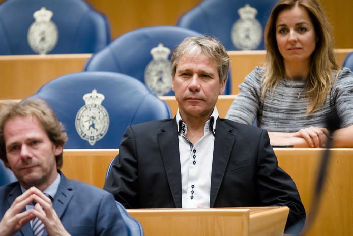 Rik Grashoff, beoogd provinciebestuurder in Brabant namens GroenLinks.