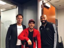 Eden Hazard retrouve Thierry Henry à Dallas