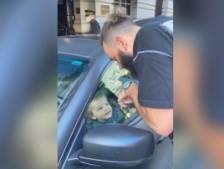Un enfant de 2 ans accidentellement enfermé dans une Maserati