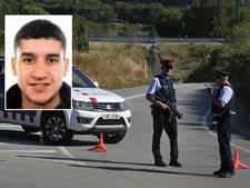 Vermoedelijke dader aanslag Barcelona doodgeschoten